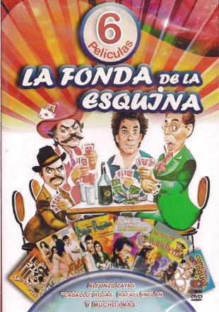 La Fonda De La Esquina – Peliculas Mexicanas – Colleccion ...